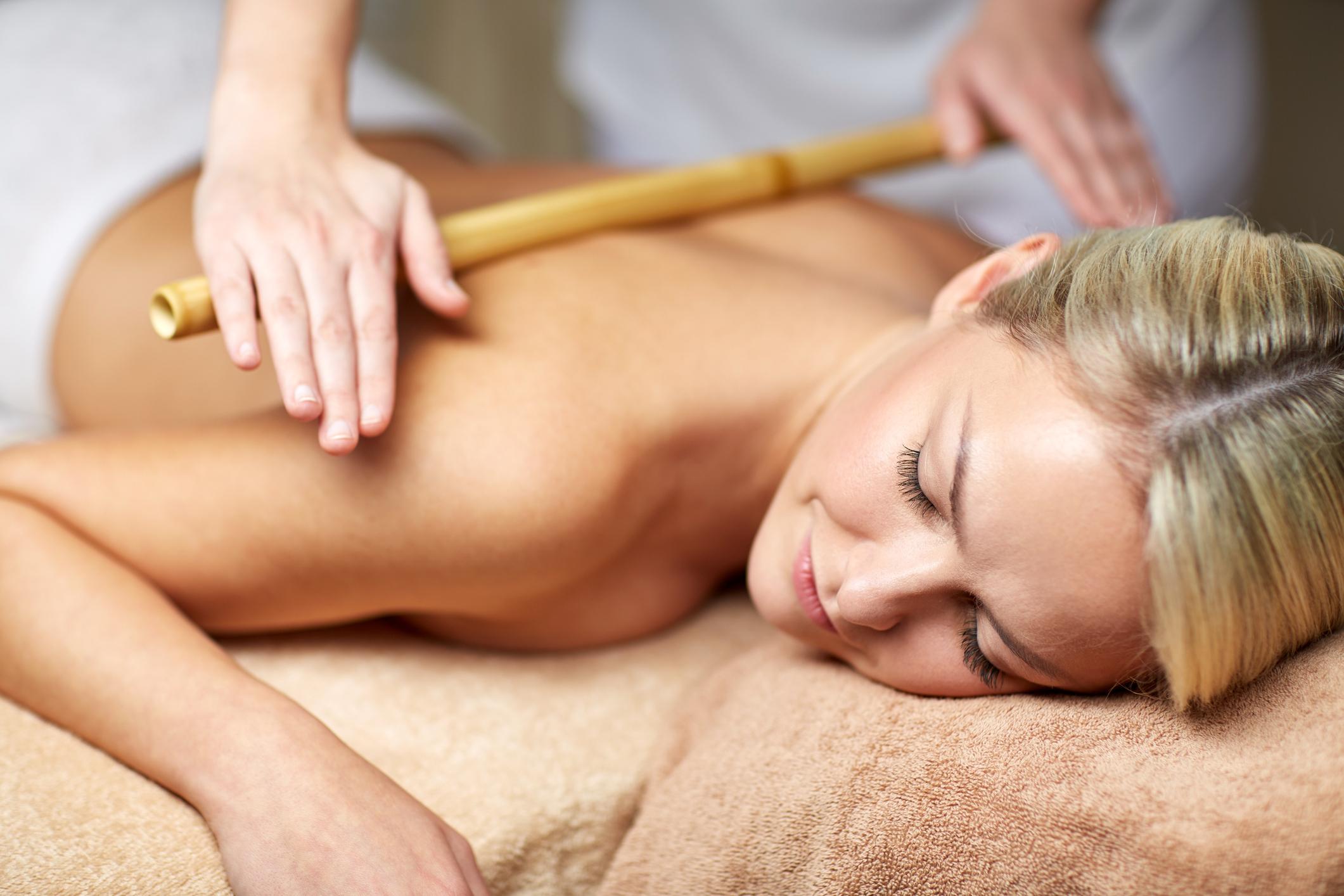 Bamboo Sticks Massage- Entspannung trifft Energiearbeit
